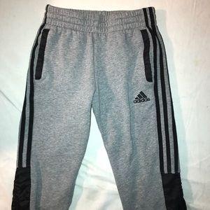 Boys adidas wear pants